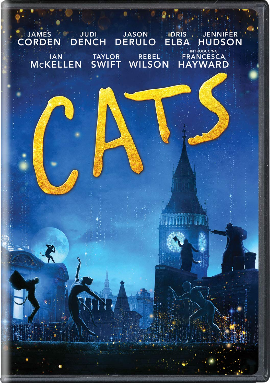 Cats-(2019)-(DVD)