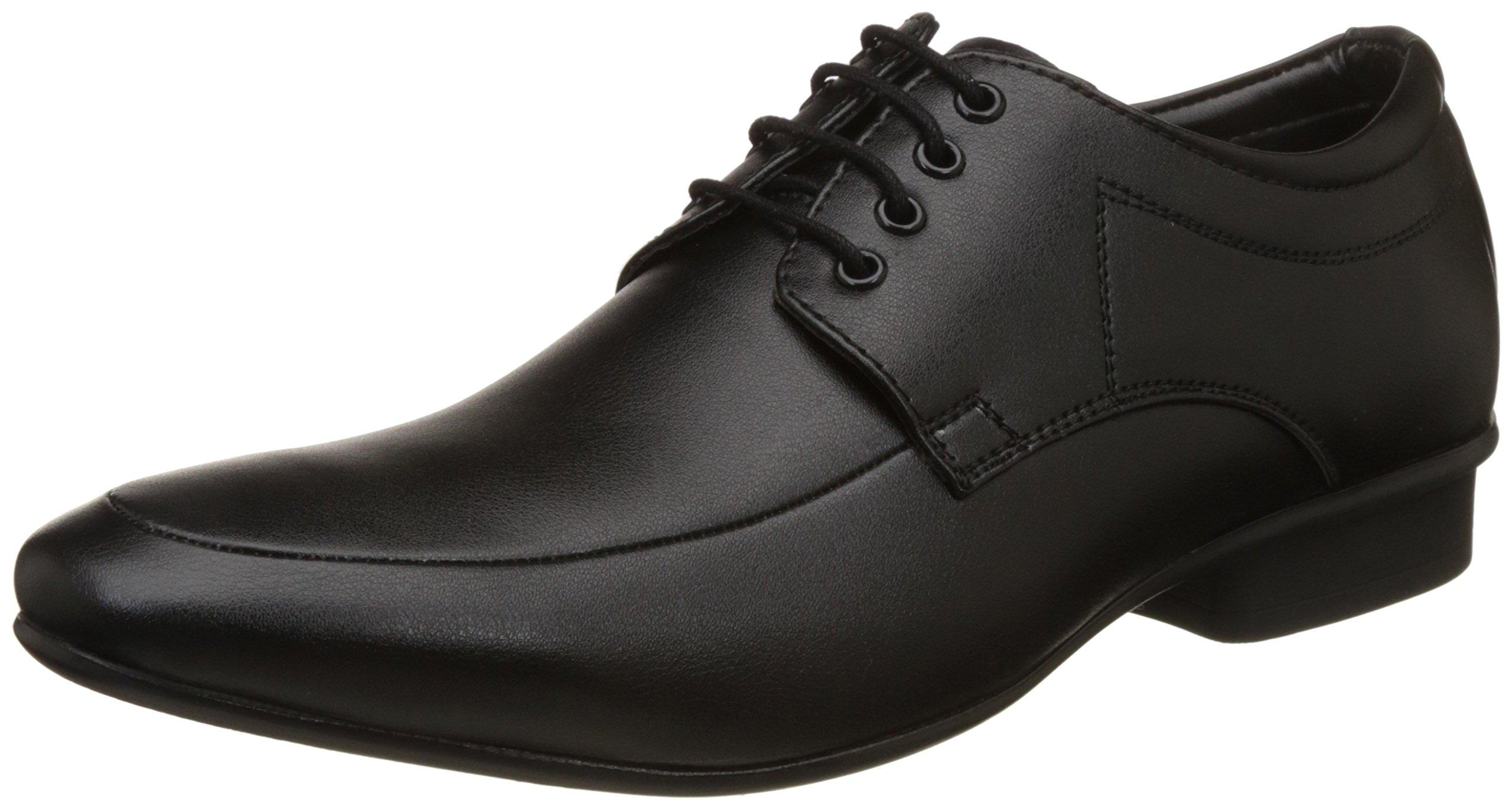 BATA Men's Rayson Black Formal Shoes - 10 UK/India (44 EU)(8216019) (B076KRZ761) Amazon Price History, Amazon Price Tracker