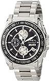 Breil Milano Men's TW0733 Manta Chronograph Screw Bezel Diver Buckle Watch
