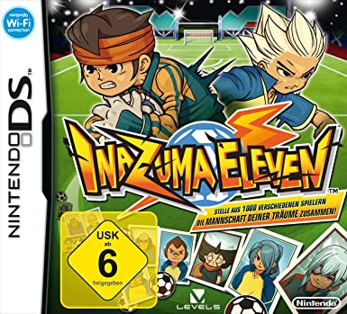 Inazuma Eleven Amazonde Games