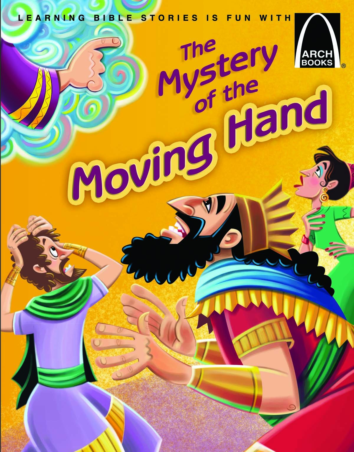 Download The Mystery of the Moving Hand (Arch Books) pdf epub