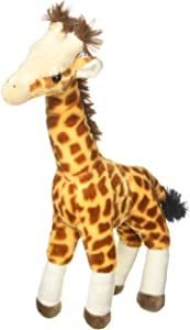 Wild Republic Giraffe Plush, Stuffed Animal, Plush Toy, Kids Gifts, Cuddlekins, 16 Inches