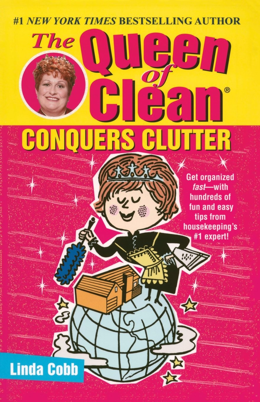 Image result for The Queen of Clean Conquers Clutter