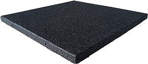 Rubber-Cal Eco-Sport Floor Tile-Pack of 3