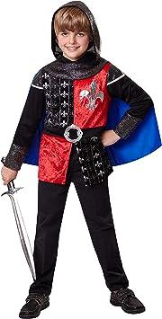My Other Me Me-204172 Disfraz de caballero medieval para niño, 7 ...