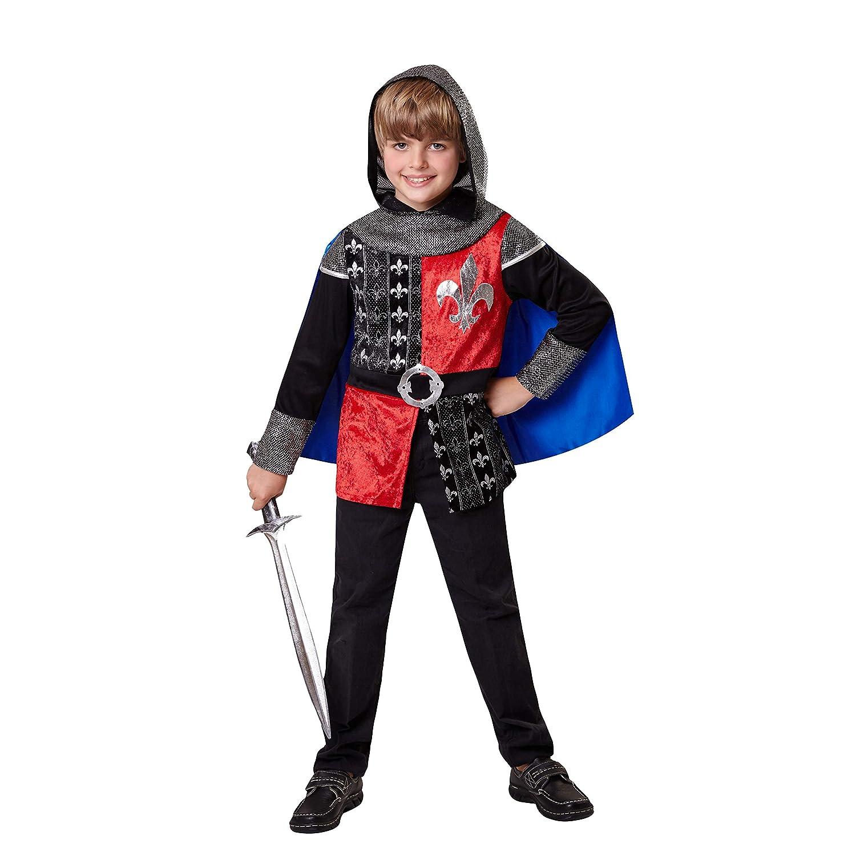 My Other Me Me-204173 Disfraz de caballero medieval para niño, 10 ...