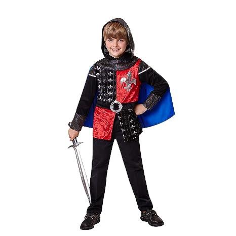 My Other Me Me-204171 Disfraz de caballero medieval para niño, 5-6 ...