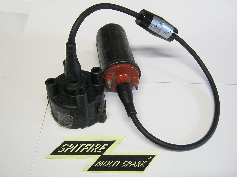 1/Unidad por motor ideal para Hotchkiss Humber multispark 5/Sparks en lugar de 1/m/ás potencia f/ácil partida m/ás m.p.g