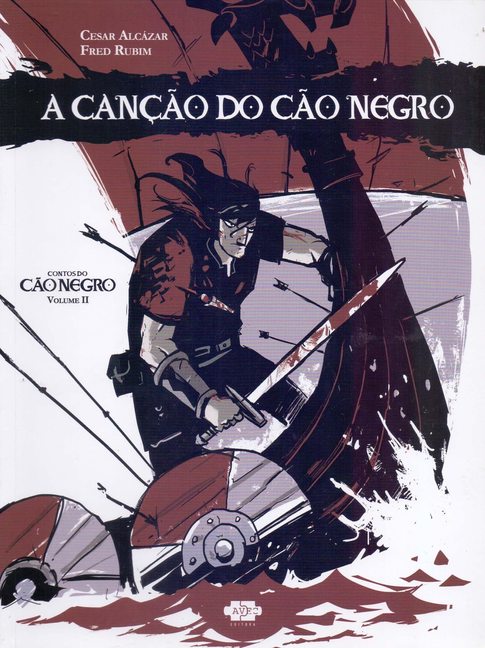 Resultado de imagem para a canção do cão negro