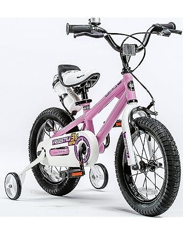 "702f3c72048 Royalbaby freestyle boy's girl's kids children child bike bicycle 6  colours, 12"", 14"