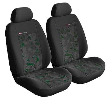 Dacia Duster Universal Grau Sitzbezüge Sitzbezug Autositz Schonbezug Schonbezüge