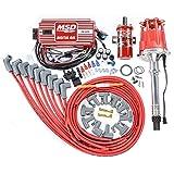 MSD 85551K Ignition Kit Includes Distributor 6AL