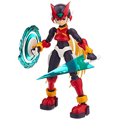 Bandai Tamashii Nations S.H. Figuarts Zero Megaman Zero Model Kit: Toys & Games
