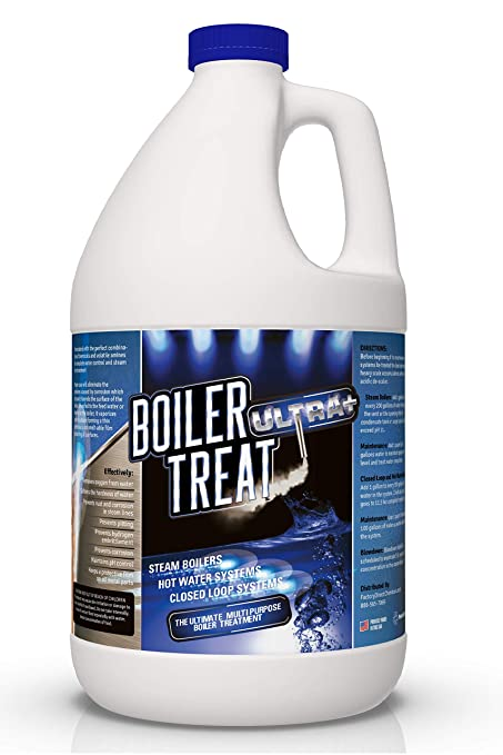 Boiler Treat Ultra Multi Purpose Boiler Water Treatment - 1 Gallon ...