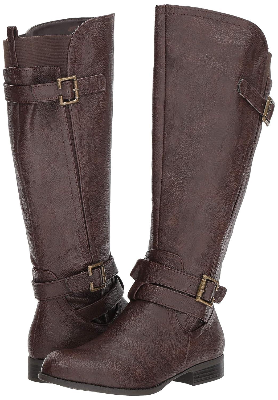 LifeStride Womens Francesca Wide Calf Tall Shaft Boot Knee High
