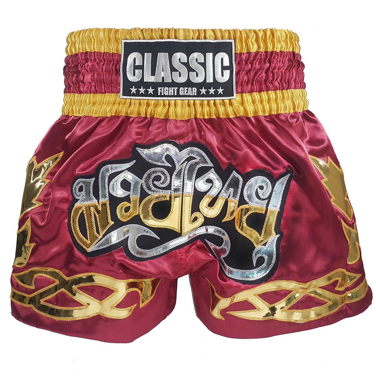 Thaishort Thaiboxhosen Classic Muay Thai Box Hose CLS-002