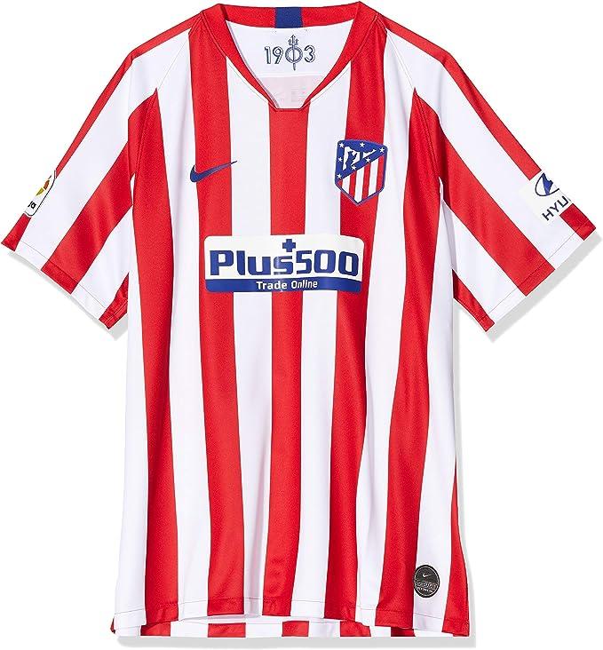 NIKE Atlético de Madrid 2019/2020 Camiseta Hombre: Amazon.es: Ropa y accesorios