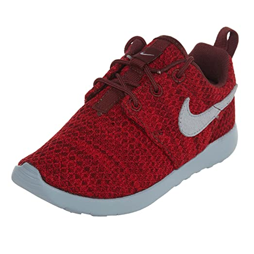 2d47ff3ac5e77 ... sale nike boys roshe one sneaker ps dark team red wolf grey be824 f3ac4
