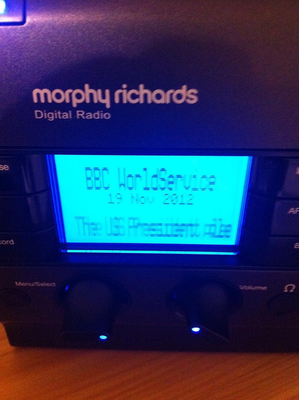 Morphy Richards 27024 - Radio digital con DRM y DAB ...