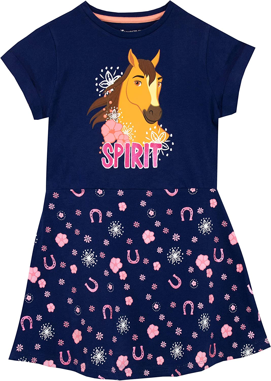 DreamWorks Vestido para niñas Spirit Riding Free