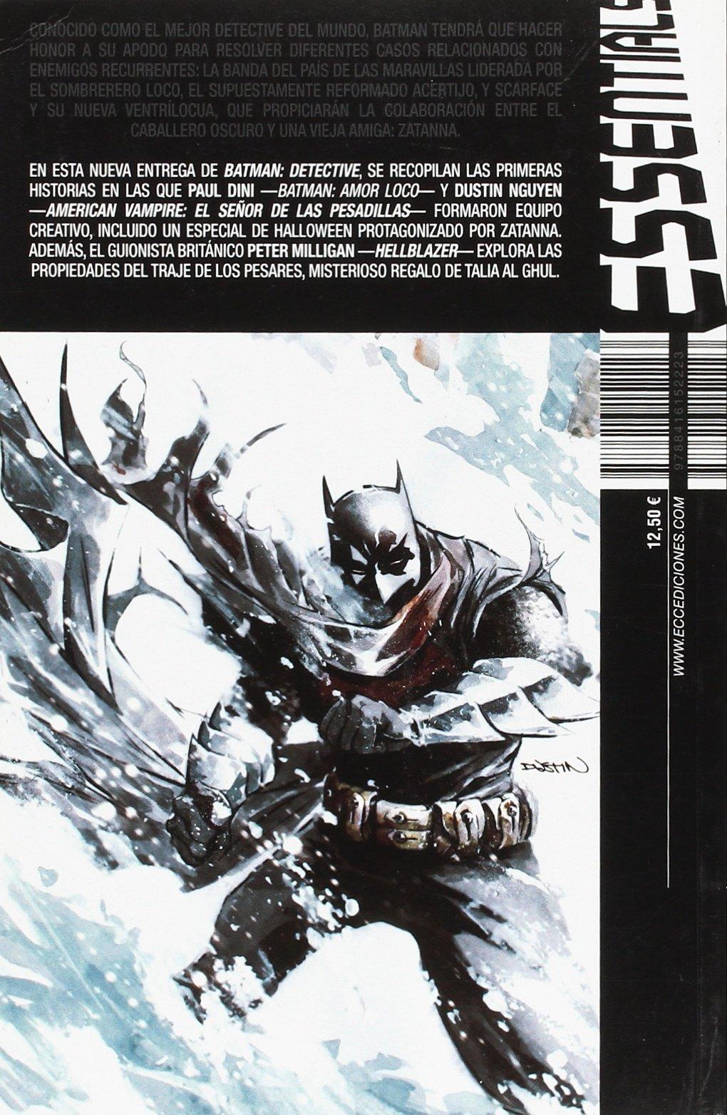 Batman: Detective 03: DINI(152223): 9788416152223: Amazon ...