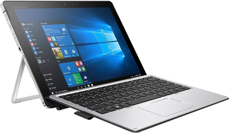 "HP Elite X2 1012 G2 2-IN-1 Detachable Business Tablet Laptop - 12.3"" Gorilla Glass TouchScreen WQXGA+ (2736x1824), Intel Core i5-7200U, 256GB SSD, 8GB RAM, HP Keyboard + Active Pen, Windows 10 Pro"