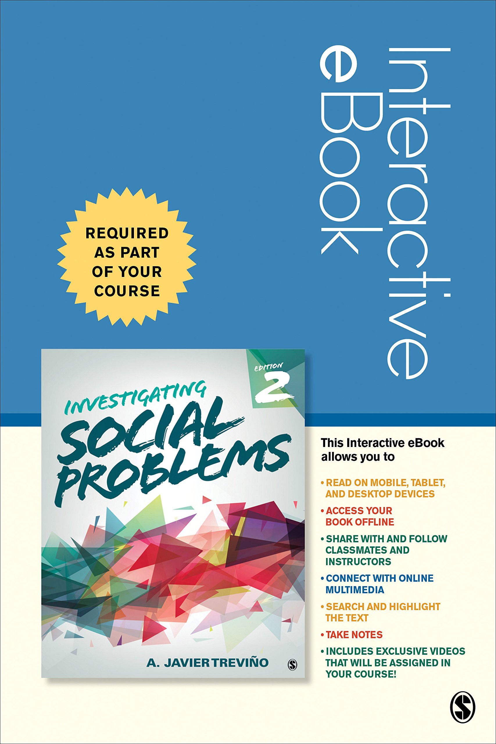 Investigating Social Problems Interactive Ebook: Amazon.es: A ...