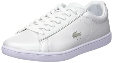 LACOSTE Carnaby Evo Blanc Or