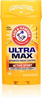 product image for ARM & HAMMER ULTRAMAX Anti-Perspirant Deodorant Active Sport 2.60 oz