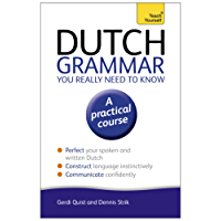 Dutch Grammar You Really Need to Know: Teach Yourself (Teach Yourself Language Reference Book 3)