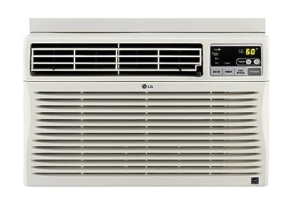 LG Electronics lw1511er 15.000 BTU Ventana Aire Acondicionado con Mando a Distancia