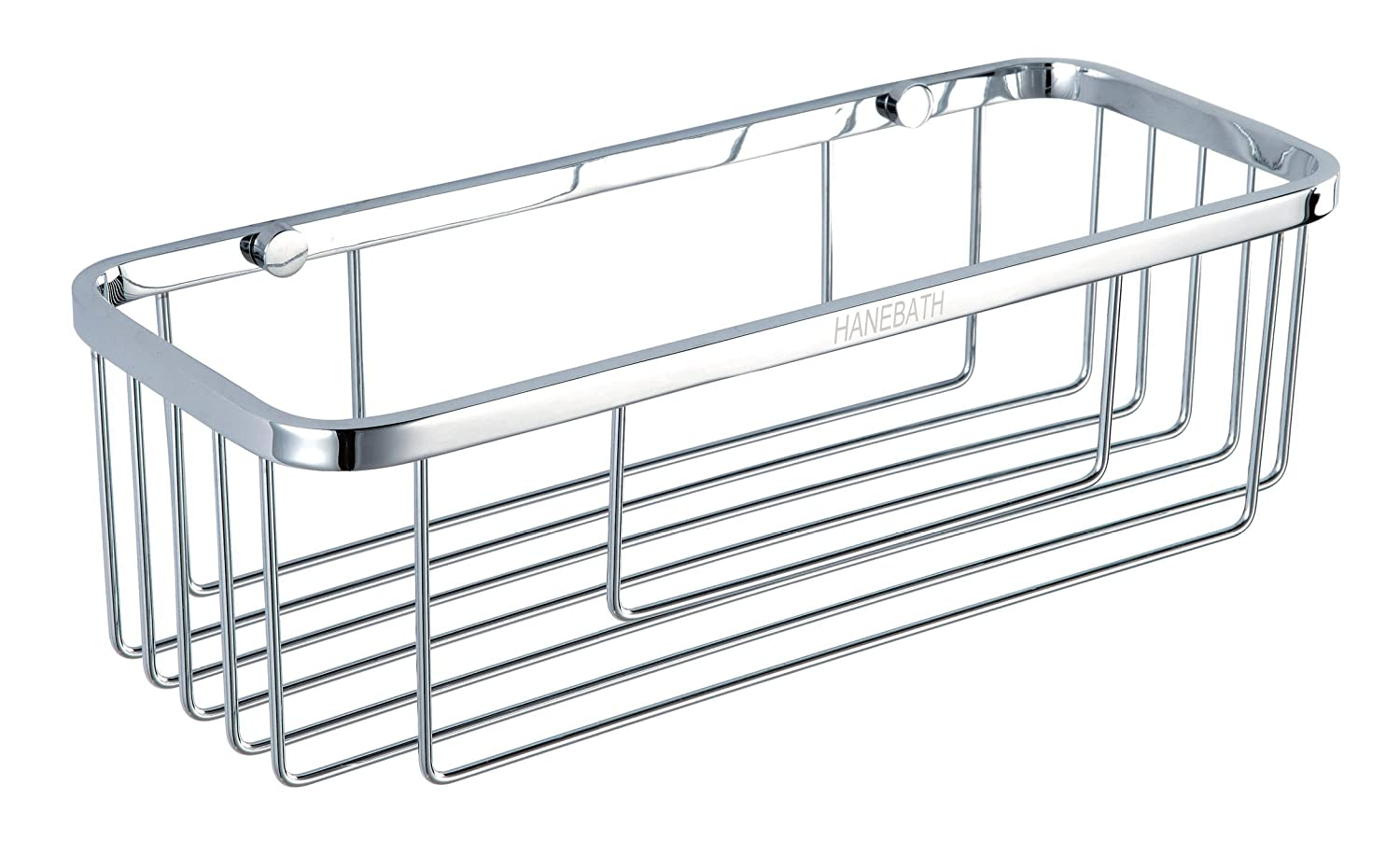 Amazon.com: Rustproof Shower Caddy - Stainless Steel Wall Mount ...