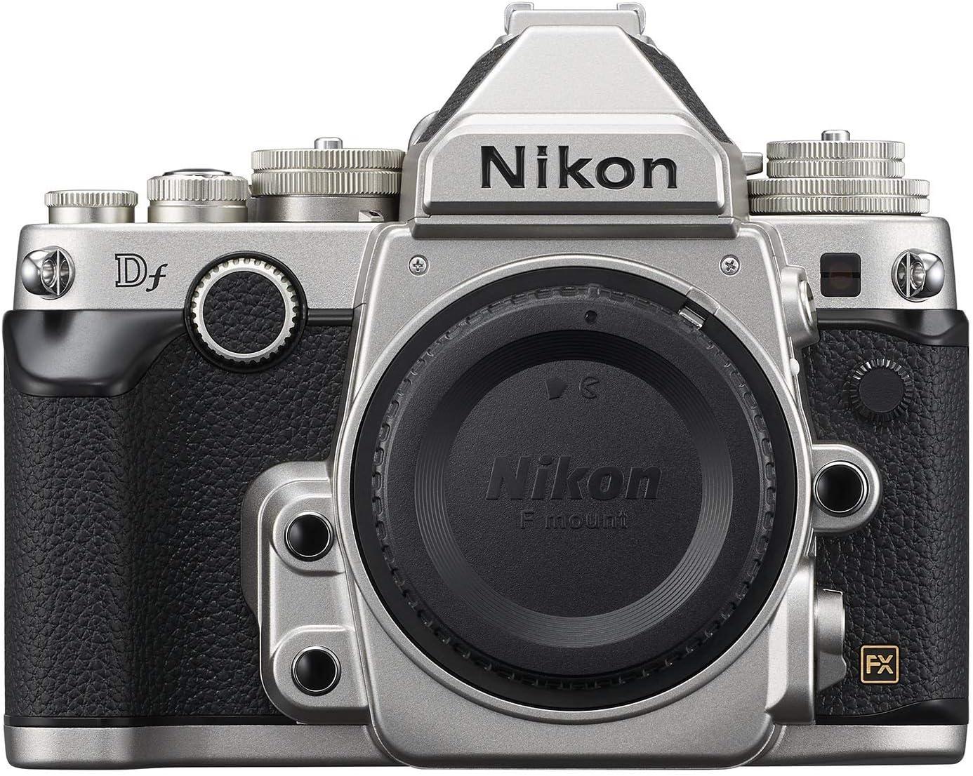 Nikon DF Cuerpo de la cámara SLR 16,2 MP CMOS 4928 x 3280 Pixeles ...