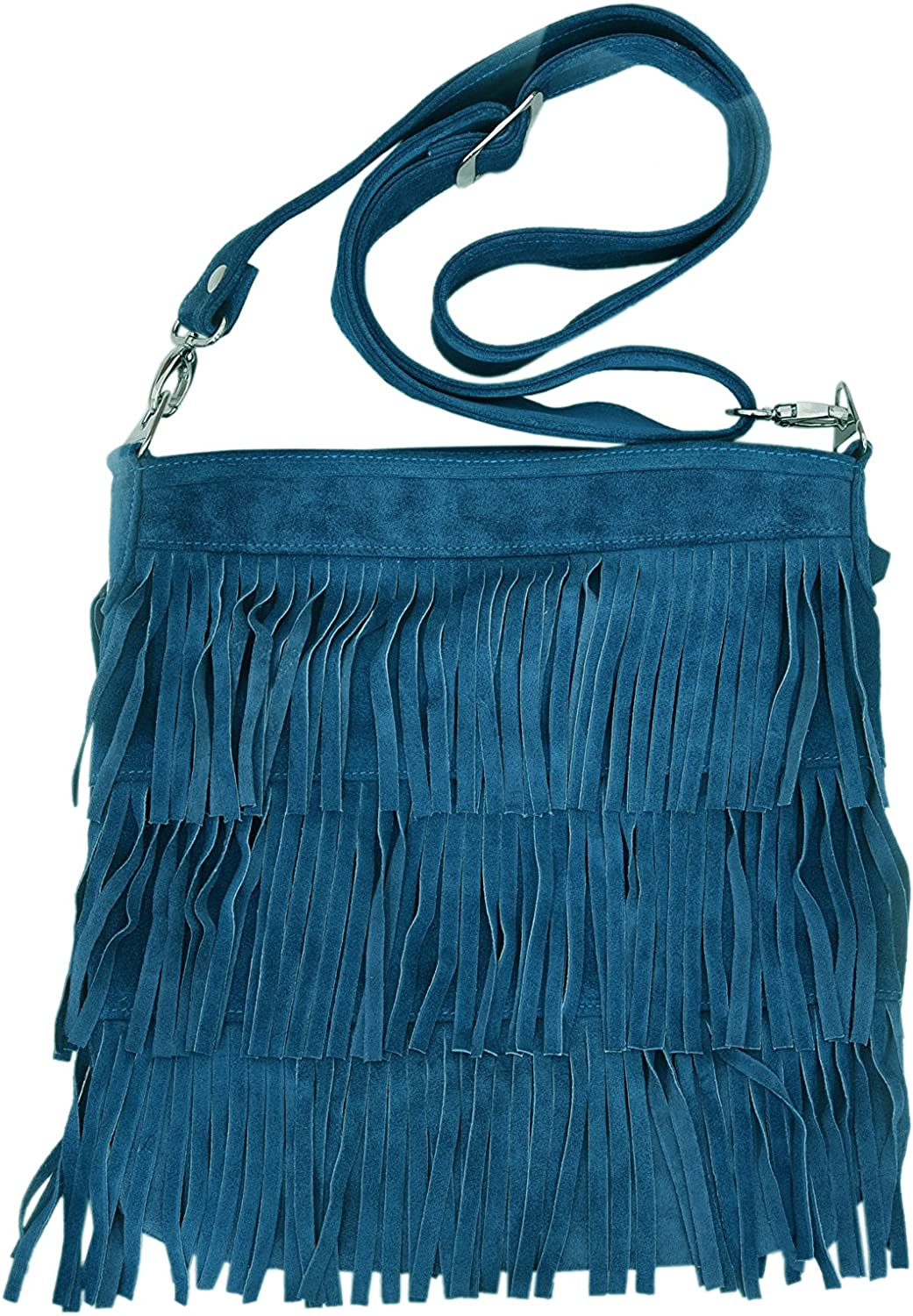 Ladies Messenger Bag Tassel...