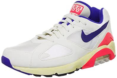 finest selection 2c275 d5b79 NIKE Mens Air Max 180 Og Sail Ultramarine-Solar Red 559604-146 13