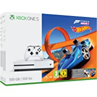 Xbox One S 500GB + Forza Horizon 3 & Hot Wheels DLC