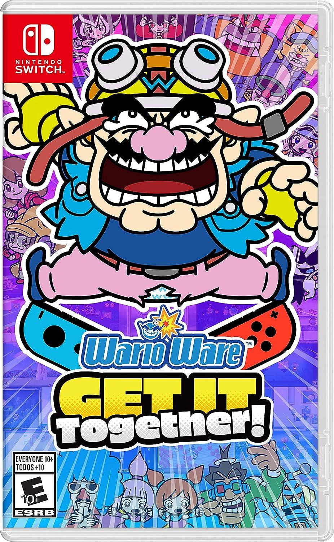 WarioWare:-Get-It-Together-[9/10]