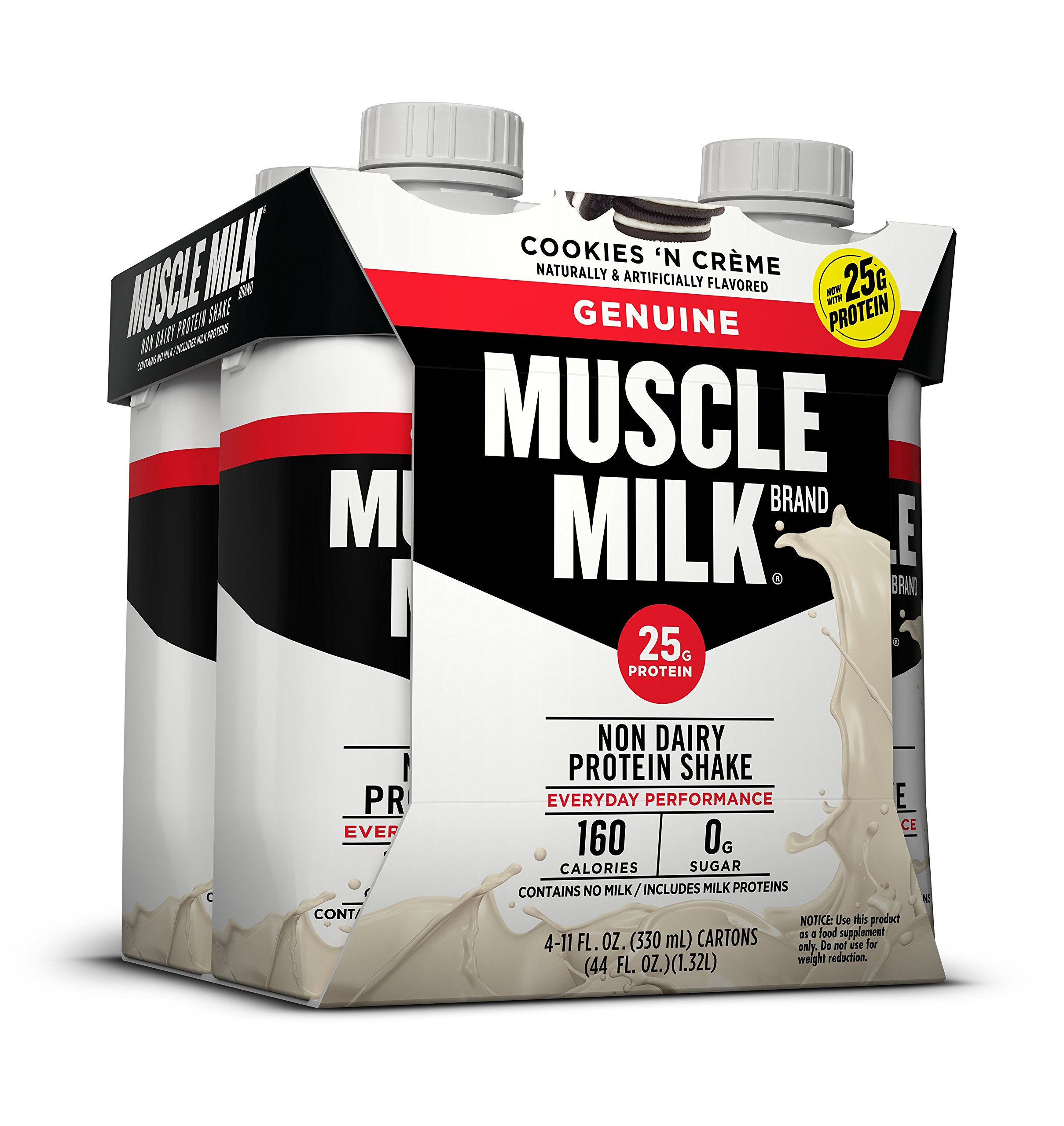 Muscle milk 4 pack