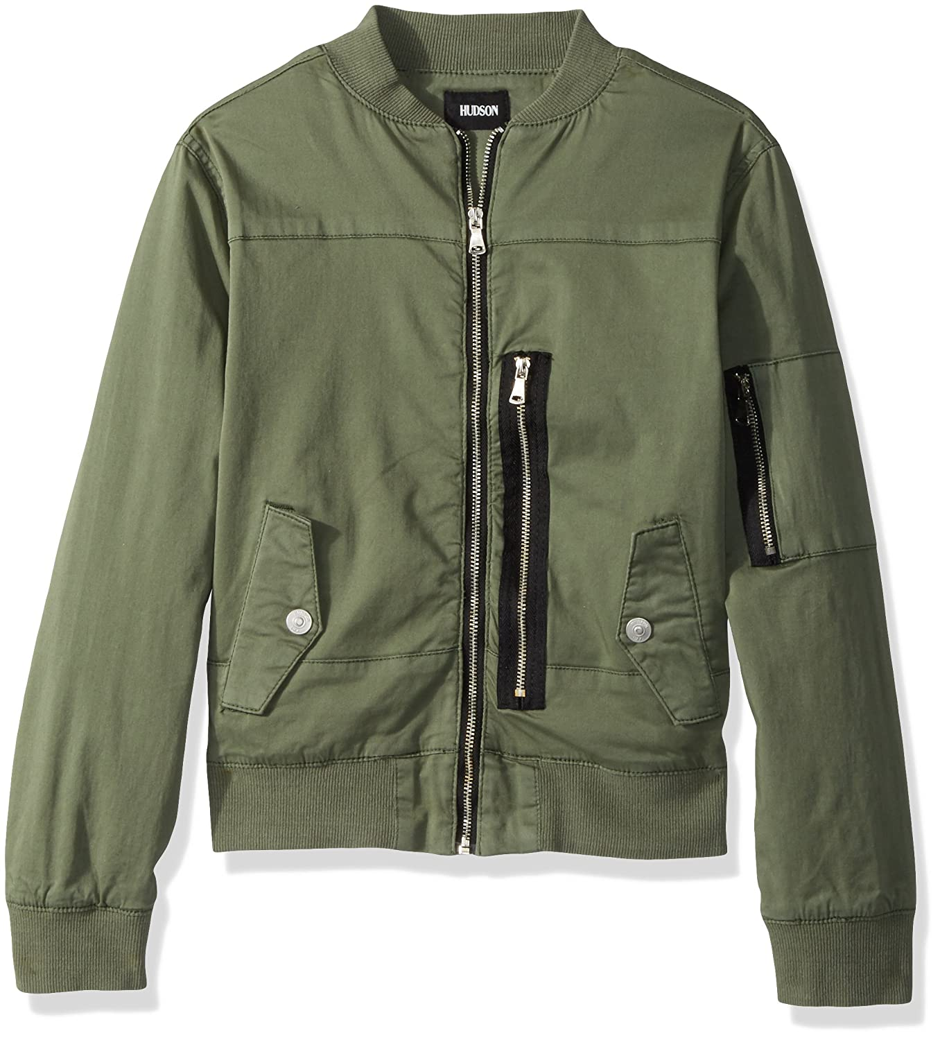 Hudson Boys Big Know Utility Bomber H947P808