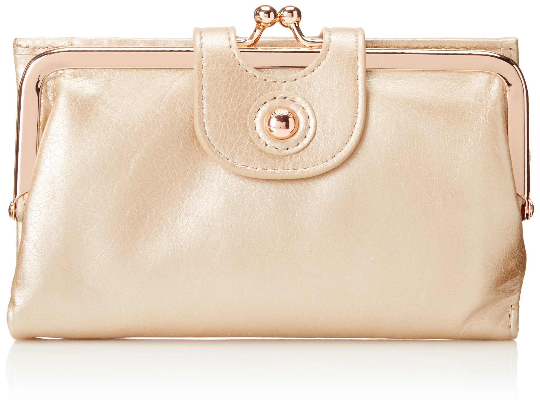 HOBO Vintage Alice Wallet, Blush, One Size