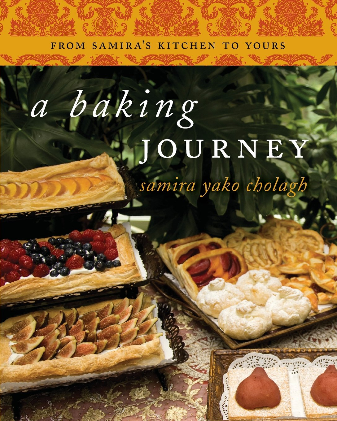 Download A Baking Journey pdf