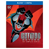 Deals on Batman Beyond: The Complete Series Blu-ray