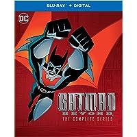 Batman Beyond The Complete Series (Blu-ray + Digital Copy)