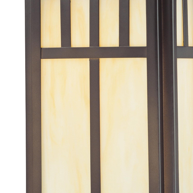 Westinghouse 6732800 Burnham One-Light Exterior Wall Lantern on ...