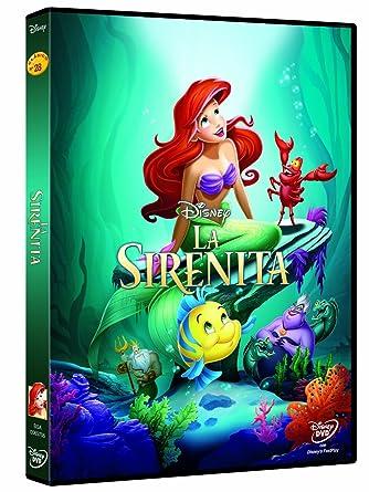 La Sirenita (2014) [DVD]: Amazon.es: Personajes animados, Ron ...