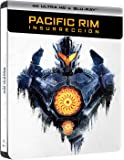Pacific Rim: Insurrección Edición Especial Limitada Metal y Comic (4K Ultra HD + Blu-ray) - Exclusiva Amazon [Blu-ray]