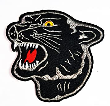 Amazon Black Panther Cat Puma Jaguar Leopard Cougar Animal Iron