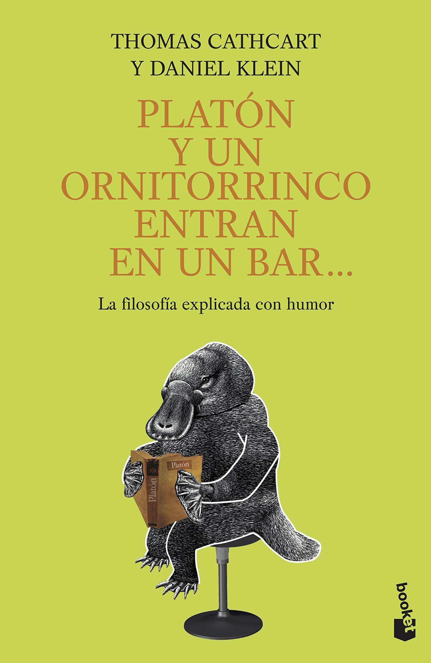 Platón y un ornitorrinco entran en un bar... Divulgación: Amazon ...