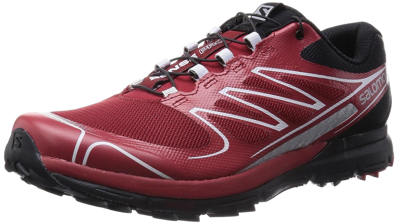 Salomon Women's Sense Pro Trail Running Shoes B00KWK1ZVG 9 D(M) US|Flea Black