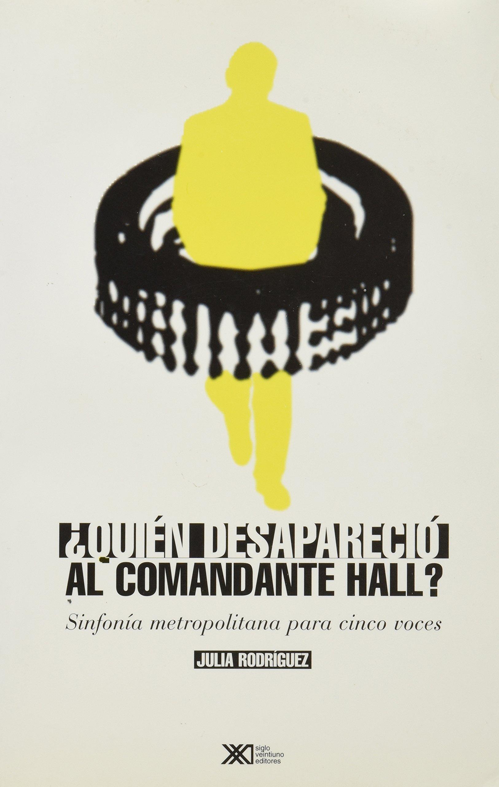 Quien Desaparecio Al Comandante Hall Sinfonia Metropolitana